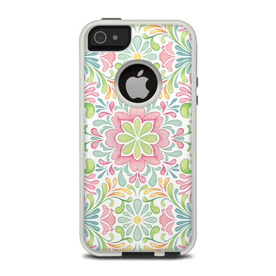 OtterBox Commuter iPhone 5 Case Skin - Honeysuckle