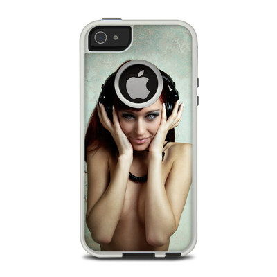 OtterBox Commuter iPhone 5 Case Skin - Headphones