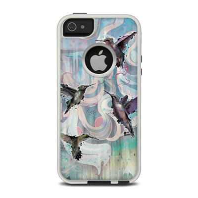 OtterBox Commuter iPhone 5 Case Skin - Hummingbirds