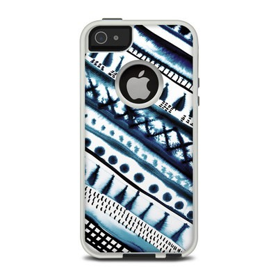 OtterBox Commuter iPhone 5 Case Skin - Indigo