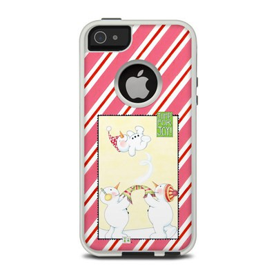 OtterBox Commuter iPhone 5 Case Skin - Jump for Joy