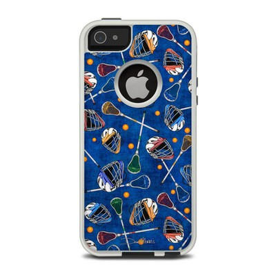 OtterBox Commuter iPhone 5 Case Skin - Lacrosse