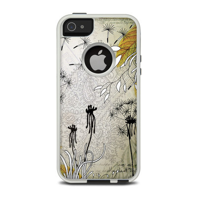 OtterBox Commuter iPhone 5 Case Skin - Little Dandelion