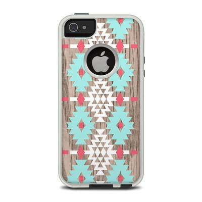 OtterBox Commuter iPhone 5 Case Skin - Lineage