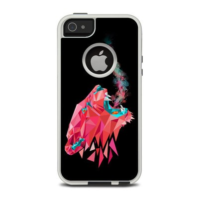 OtterBox Commuter iPhone 5 Case Skin - Lions Hate Kale