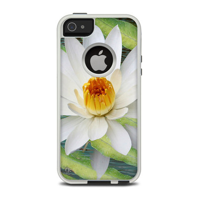 OtterBox Commuter iPhone 5 Case Skin - Liquid Bloom