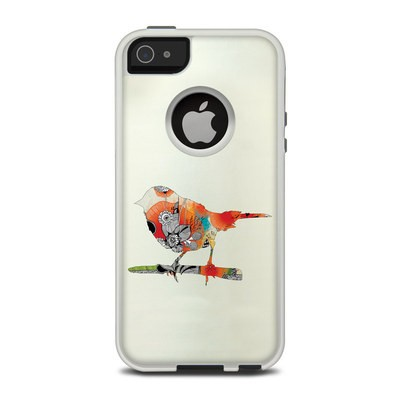 OtterBox Commuter iPhone 5 Case Skin - Little Bird