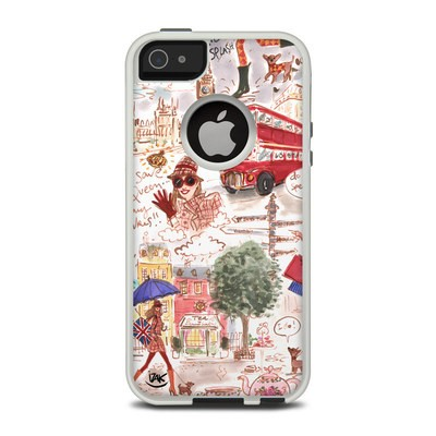 OtterBox Commuter iPhone 5 Case Skin - London