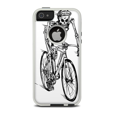OtterBox Commuter iPhone 5 Case Skin - Lone Rider