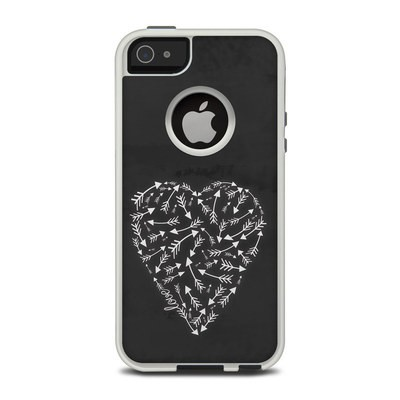 OtterBox Commuter iPhone 5 Case Skin - Love Me Not