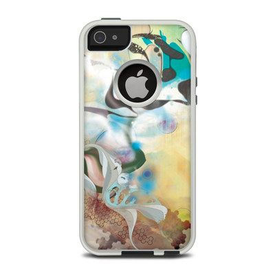 OtterBox Commuter iPhone 5 Case Skin - Lucidigraff