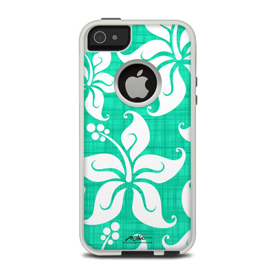 OtterBox Commuter iPhone 5 Case Skin - Mea Aloha