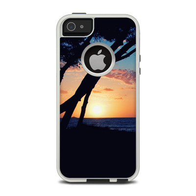 OtterBox Commuter iPhone 5 Case Skin - Mallorca Sunrise