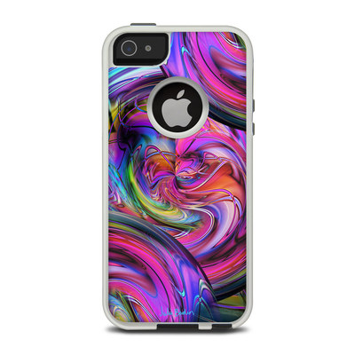 OtterBox Commuter iPhone 5 Case Skin - Marbles