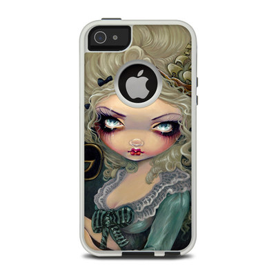 OtterBox Commuter iPhone 5 Case Skin - Marie Masquerade