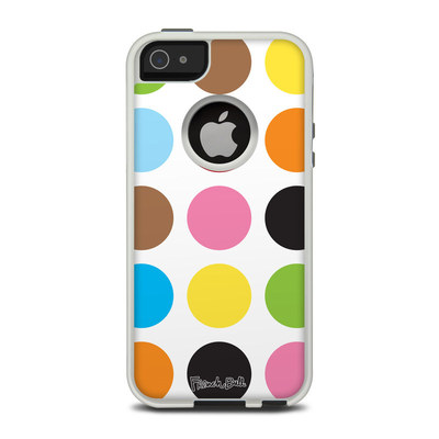 OtterBox Commuter iPhone 5 Case Skin - Multidot