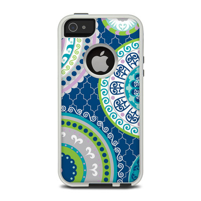 OtterBox Commuter iPhone 5 Case Skin - Medallions