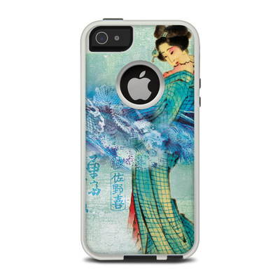 OtterBox Commuter iPhone 5 Case Skin - Magic Wave