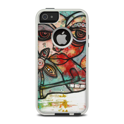 OtterBox Commuter iPhone 5 Case Skin - Mine