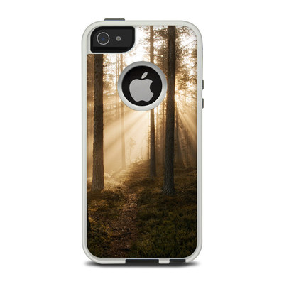 OtterBox Commuter iPhone 5 Case Skin - Misty Trail