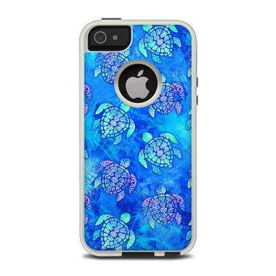 OtterBox Commuter iPhone 5 Case Skin - Mother Earth