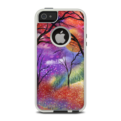 OtterBox Commuter iPhone 5 Case Skin - Moon Meadow