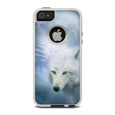 OtterBox Commuter iPhone 5 Case Skin - Moon Spirit