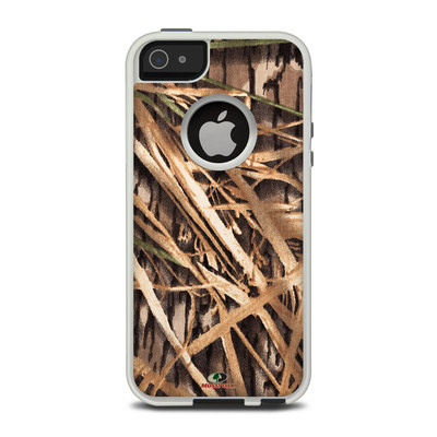 OtterBox Commuter iPhone 5 Case Skin - Shadow Grass