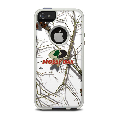 OtterBox Commuter iPhone 5 Case Skin - Break-Up Lifestyles Snow Drift