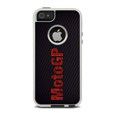 OtterBox Commuter iPhone 5 Case Skin - MotoGP