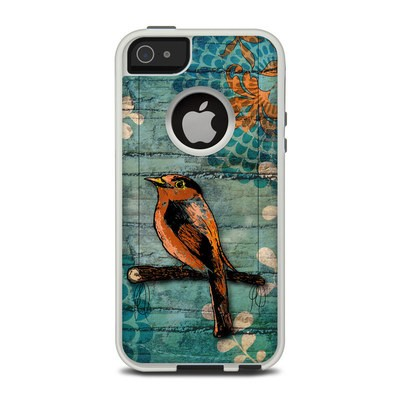 OtterBox Commuter iPhone 5 Case Skin - Morning Harmony