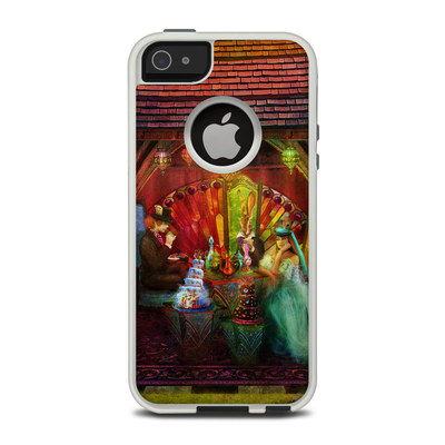 OtterBox Commuter iPhone 5 Case Skin - A Mad Tea Party