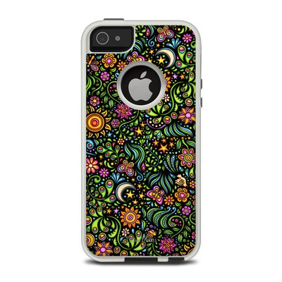 OtterBox Commuter iPhone 5 Case Skin - Nature Ditzy