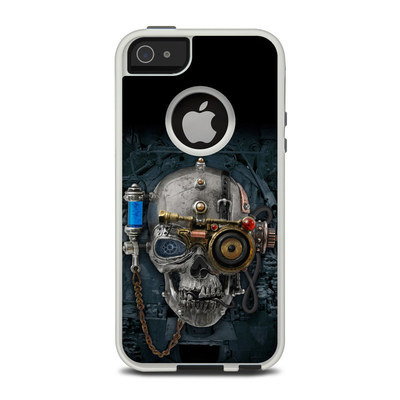 OtterBox Commuter iPhone 5 Case Skin - Necronaut