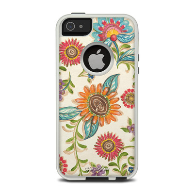 OtterBox Commuter iPhone 5 Case Skin - Olivia's Garden
