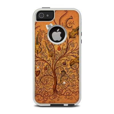 OtterBox Commuter iPhone 5 Case Skin - Orchestra