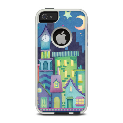 OtterBox Commuter iPhone 5 Case Skin - Our Town