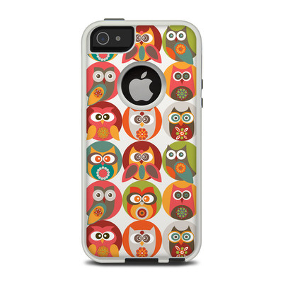 OtterBox Commuter iPhone 5 Case Skin - Owls Family