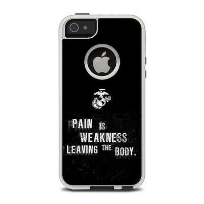 OtterBox Commuter iPhone 5 Case Skin - Pain