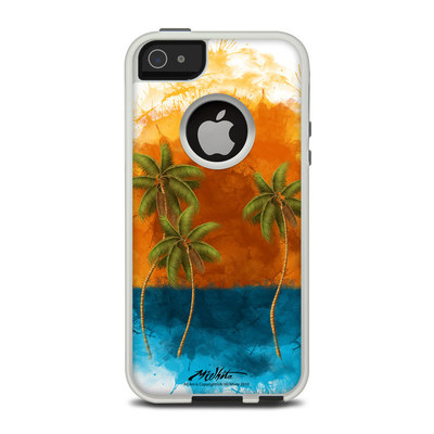 OtterBox Commuter iPhone 5 Case Skin - Palm Trio