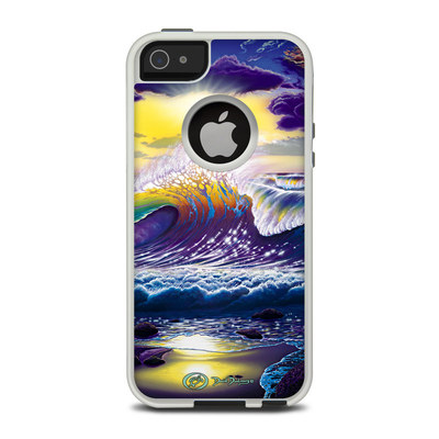 OtterBox Commuter iPhone 5 Case Skin - Passion Fin