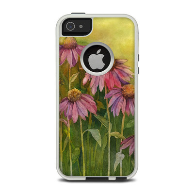OtterBox Commuter iPhone 5 Case Skin - Prairie Coneflower
