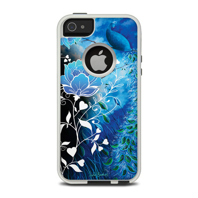 OtterBox Commuter iPhone 5 Case Skin - Peacock Sky