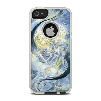 OtterBox Commuter iPhone 5 Case Skin - Pisces