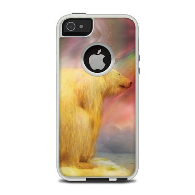 OtterBox Commuter iPhone 5 Case Skin - Polar Bear