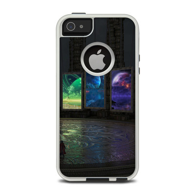 OtterBox Commuter iPhone 5 Case Skin - Portals