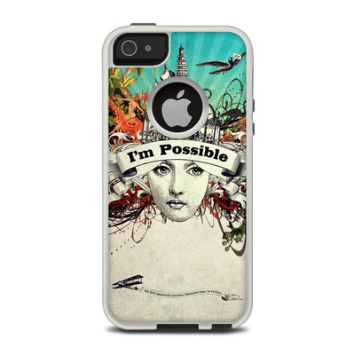 OtterBox Commuter iPhone 5 Case Skin - Possible