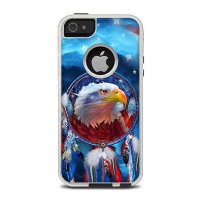 OtterBox Commuter iPhone 5 Case Skin - Pride