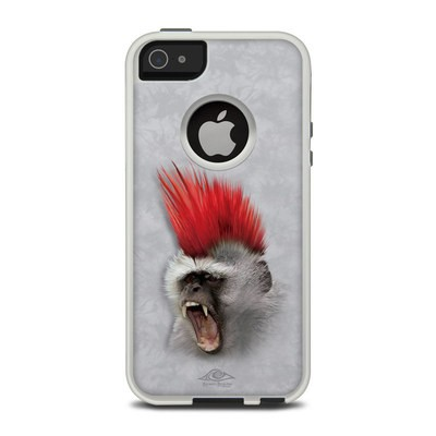 OtterBox Commuter iPhone 5 Case Skin - Punky