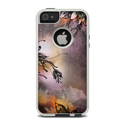 OtterBox Commuter iPhone 5 Case Skin - Purple Rain